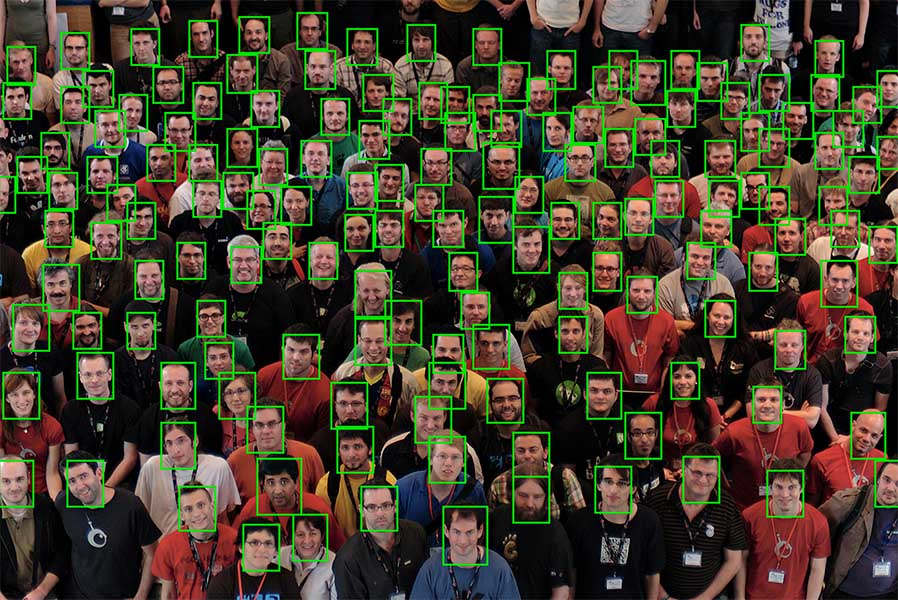 crowd-face-detection-sh
